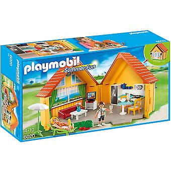 Playmobil Summer House Briefcase