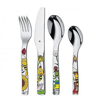WMF Covered Child 4 Pieces Bee Maya (Home , Kitchen , Kitchenware and pastries , Cutlery)