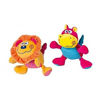 Bebe Confort Musical Hippo Y Leon (Toys , Preschool , Dolls And Soft Toys)