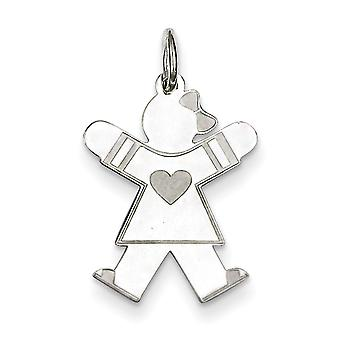 Charm in argento Sterling Kid -.6 grammi