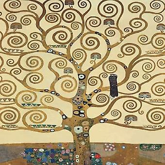 The Tree of Life II Poster Print by Gustav Klimt
