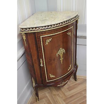 Commode baroque armoire Louis xv style antique MkKm0108Bg