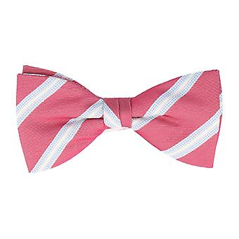 Paul Hewitt men fly fly silk pink stripes