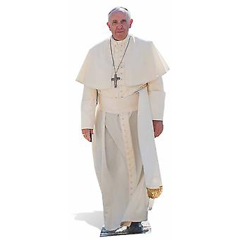 Pope Francis Cardboard Cutout / Standee / Stand Up