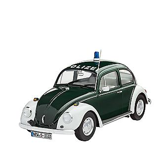 Revell GmbH Police VW Beetle Model Set 1:24 Scale