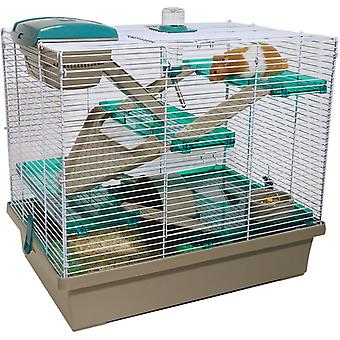 Options Small Animal Home Pico Xl Translucent Teal 50x36x47cm (Pack of 2)