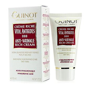 Guinot Anti-Wrinkle Rich Cream (For Dry Skin) 50ml/1.7oz