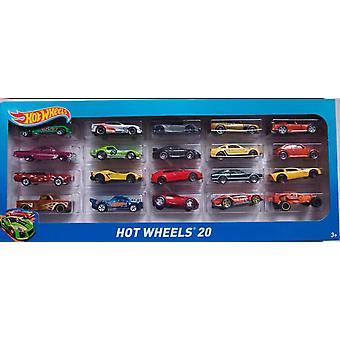 Hot Wheels Car Pack 20 (Toys , Vehicles And Tracks , Mini Vehicles , Cars)