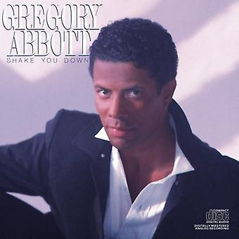 Gregory Abbott - Shake You Down [CD] USA import