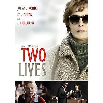 To liv [DVD] USA importerer