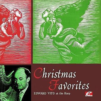 Edward Vito - Christmas Favorites [CD] USA import
