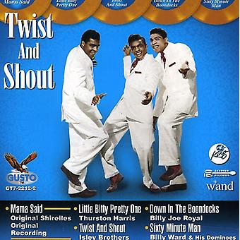 Twist & Shout - Twist & Shout [CD] USA import