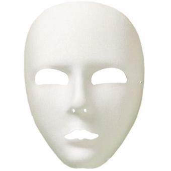 Viso - masque facial blanc