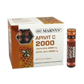 Marny's Apivit C Plus 2000mg. 20A.