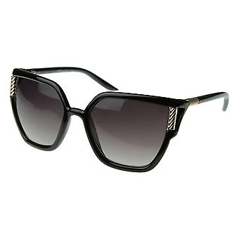 Designer Inspired Oversized Retro Sunglasses