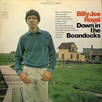 Billy Joe Royal - Down in the Boondocks [CD] USA import