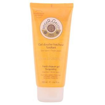 Roger & Gallet Bois D'Orange dusch Gel 200 Ml Fraicheur tonifiant