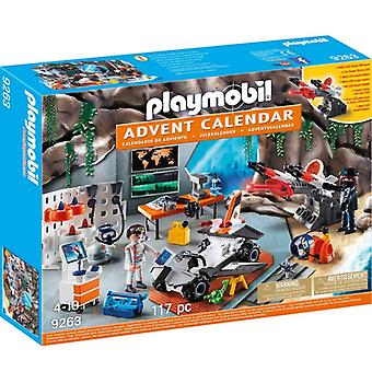 Playmobil Advent kalender Top agenten