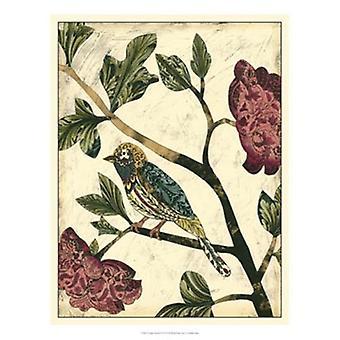 Victorian Serenade II Poster Print by Chariklia Zarris (19 x 23)