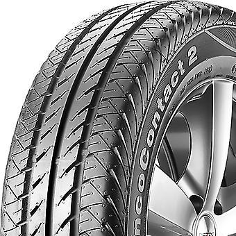 Neumáticos de verano Continental VancoContact 2 ( 225/60 R16C 105/103H 6PR doble marcado 101H )