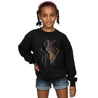 Marvel Girls Black Panther Vs Killmonger Sweatshirt