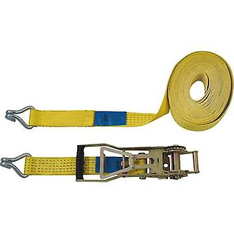 Double strap Low lashing capacity (single/direct)=2500 null (L x W) 10 m x 50 mm