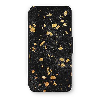 iPhone 5/5 s/SE フリップ ケース - テラゾー N ° 7
