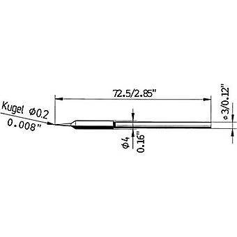 Soldering tip Pencil-shaped Ersa 212 SD LF Tip size 0.2 mm