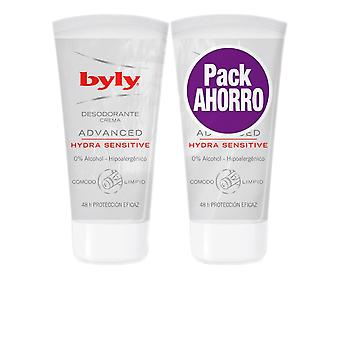 Byly Advance Sensitive Deo Cream 2 Pcs Unisex New Sealed Boxed
