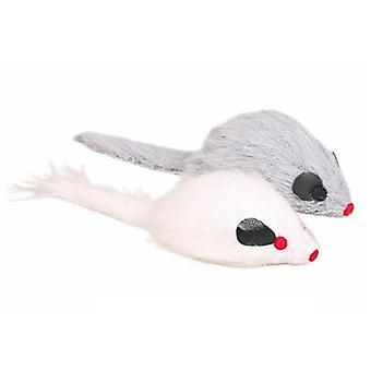 Trixie Plush Mice with Sound (Cats , Toys , Mice)