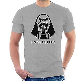 Eskeletor Skeletor Escalator Masters Of The Universe Men's T-Shirt
