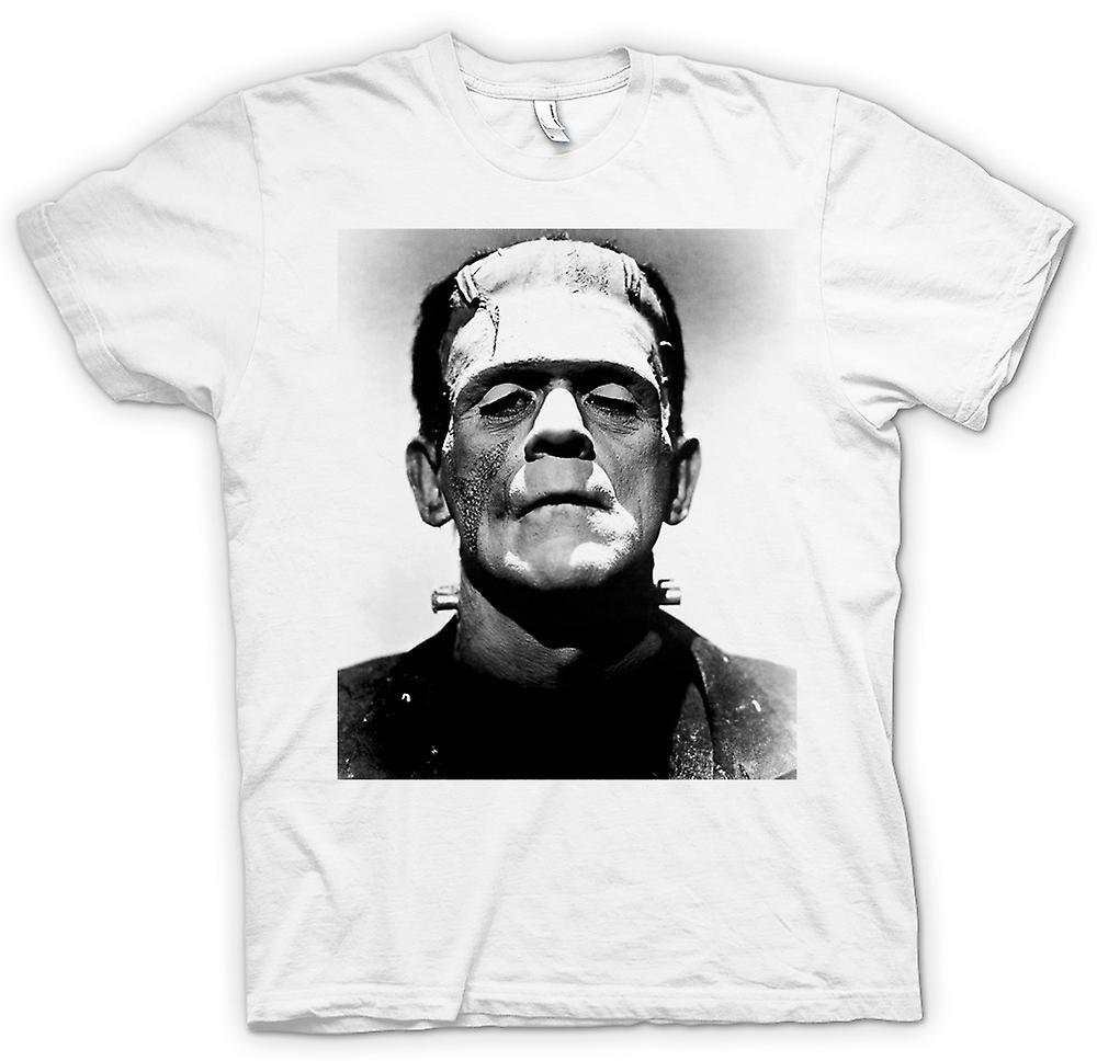 Mens t-shirt-Frankenstein Classic