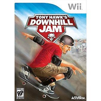 Tony Hawks Downhill Jam (Wii) - Factory Sealed