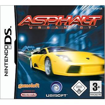 Asfalt stedelijke GT (Nintendo DS)