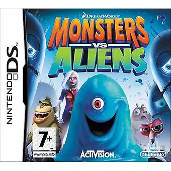Monsters vs Aliens (Nintendo DS)