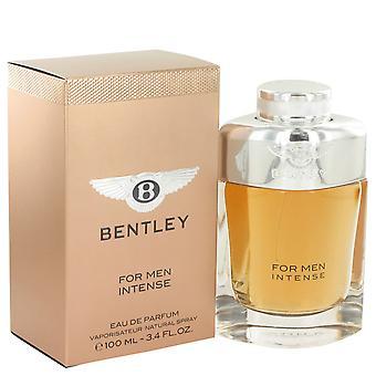Bentley intens for mænd Eau de Parfum 100ml EDP Spray