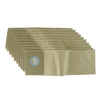 Wetrok TV350 Vacuum Cleaner Paper Dust Bags