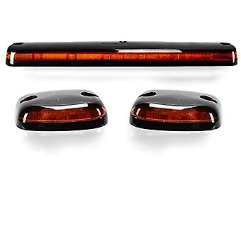 Recon 264156AM Amber Cab Roof Light Lens