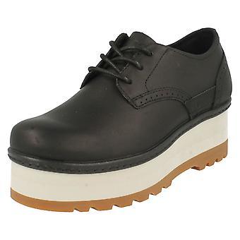 Ladies CAT Flatform Shoes Ambition