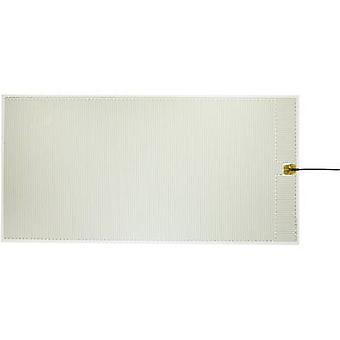 Thermo Polyester Heating foil self-adhesive 230 V AC 50 W IP rating IPX4 (L x W) 800 mm x 400 mm