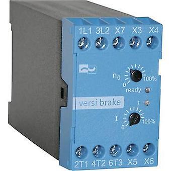 Zwalniania Peter VB elektroniczne 400-6L moc silnika przy 230 V 1,1 kW 400 V AC nominalna bieżącego 6 A