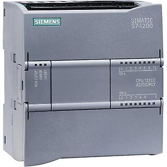 CPU Siemens C 1212 AC/DC/RELAIS 6ES7212-1BE31-0XB0 PLC controlador 115 V AC, 230 V AC