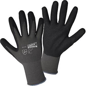 L+D worky FOAM SANDY 1160 Nylon Protective glove Size (gloves): 10, XL EN 388 CAT II 1 pair