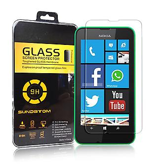 Nokia Lumia 530 skærm protektor 9 H lamineret glas tank beskyttelse glas, hærdet glas