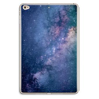 iPad Mini 4 Transparent Case (Soft) - Nebula
