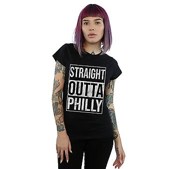 Drewbacca kobiet Straight Outta Philly T-Shirt
