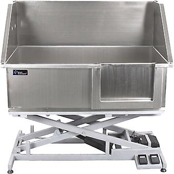 Groom Professional Supreme Stainless Steel Bath With Electric