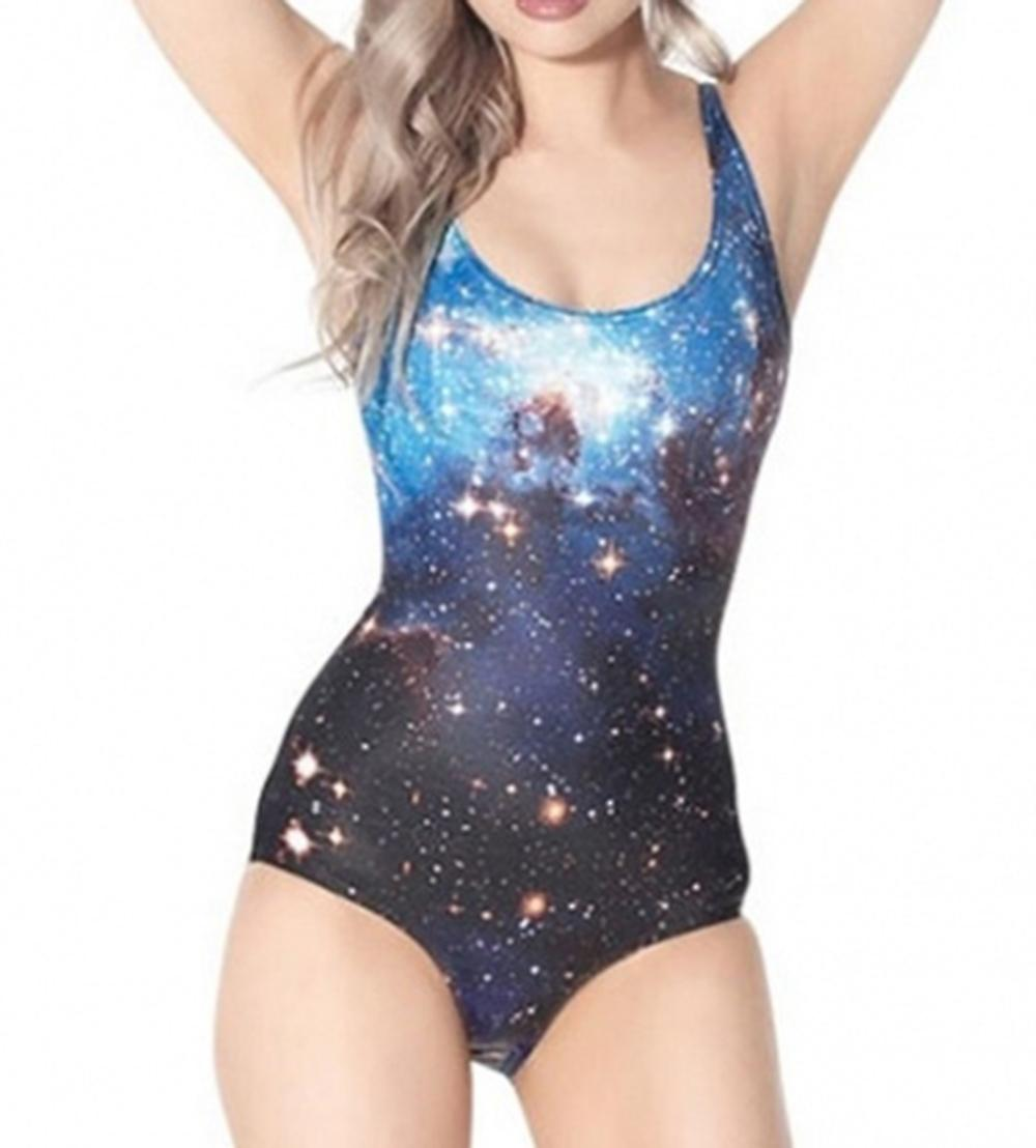 Waooh - Swimsuit Printed Galactic