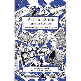 Peter Duck by Arthur Ransome - 9780099427162 Book