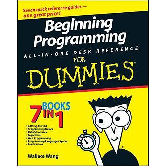 Principio de programación todo-en-uno Desk Reference For Dummies por •Conecte